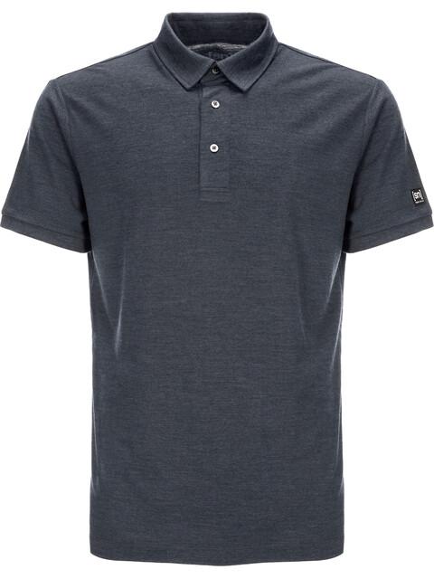 super.natural Essential t-shirt Heren blauw
